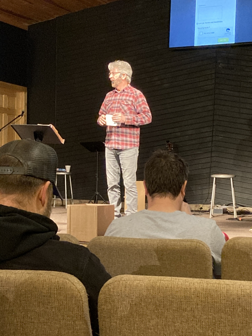 Hidden Acres Sportsman's Retreat 3/27/21. Amazing sessions! Thank you Jimmy for speaking Gods word this weekend!