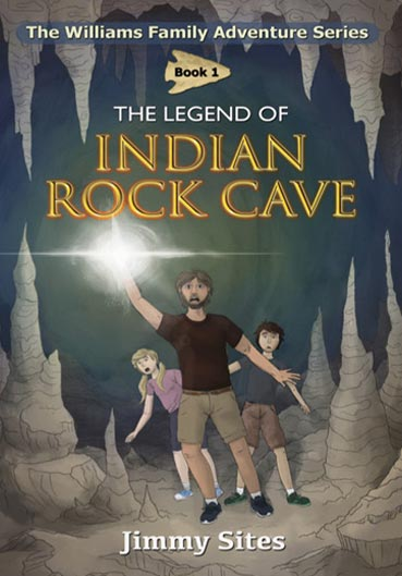 The Legend of Indian Rock Cave